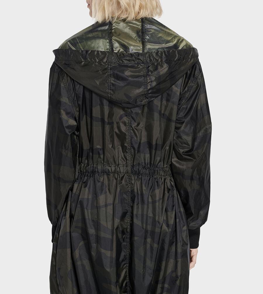 Carinna Hooded Anorak Jacket - Image 4 of 5