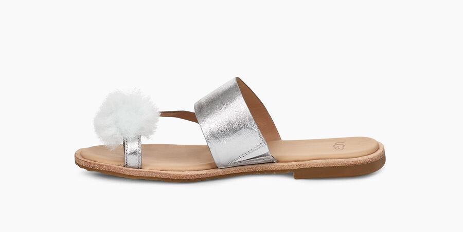 Hadlee Metallic Sandal - Image 3 of 6