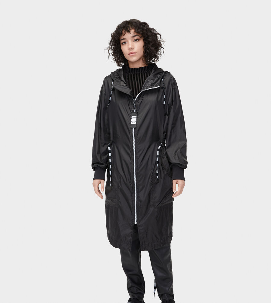 Carinna Hooded Anorak - Image 3 of 5