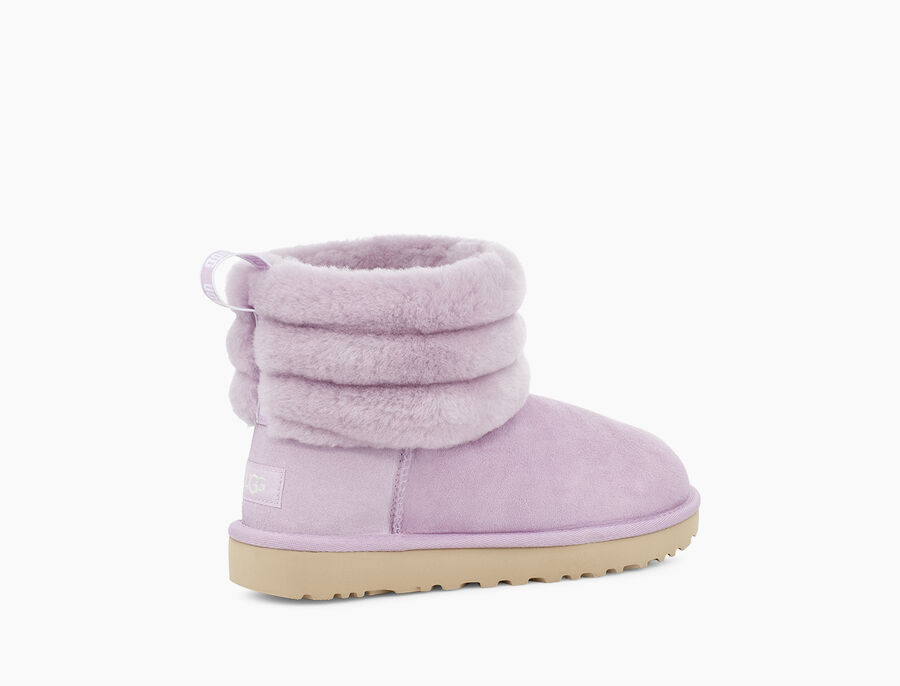 Classic Mini Fluff Quilted Boot - Image 4 of 6