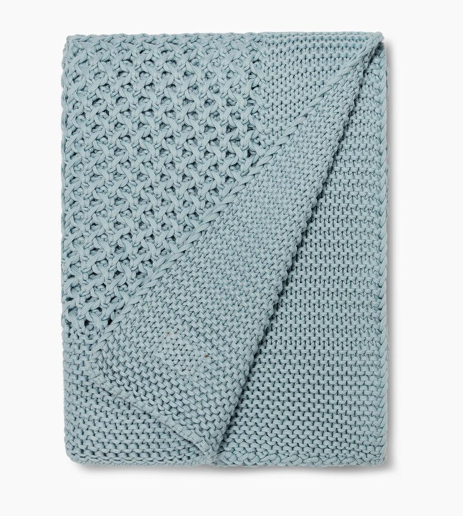 Juana Knit Throw - Image 1 of 4