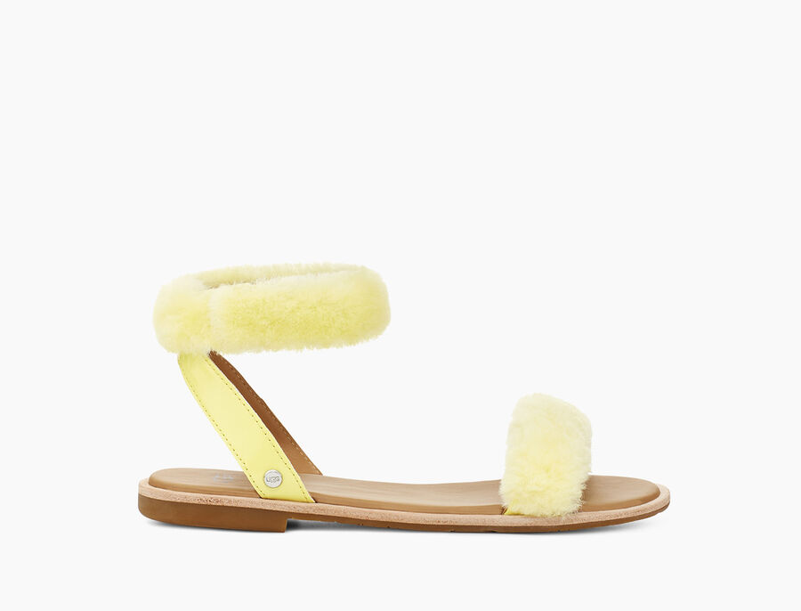 Fluff Springs Patent Sandal - Image 1 of 6