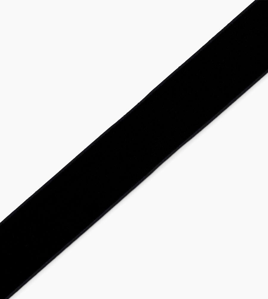 Short Bailey Bow Velvet Ribbon - Image 2 of 3