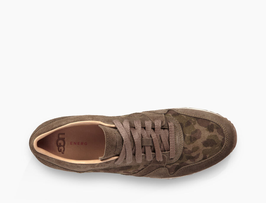 Trigo Suede Camo Sneaker - Image 5 of 6