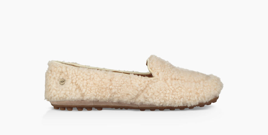 Hailey Fluff Loafer - Image 1 of 6