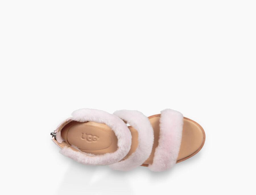 Del Rey Fluff Heel - Image 5 of 6