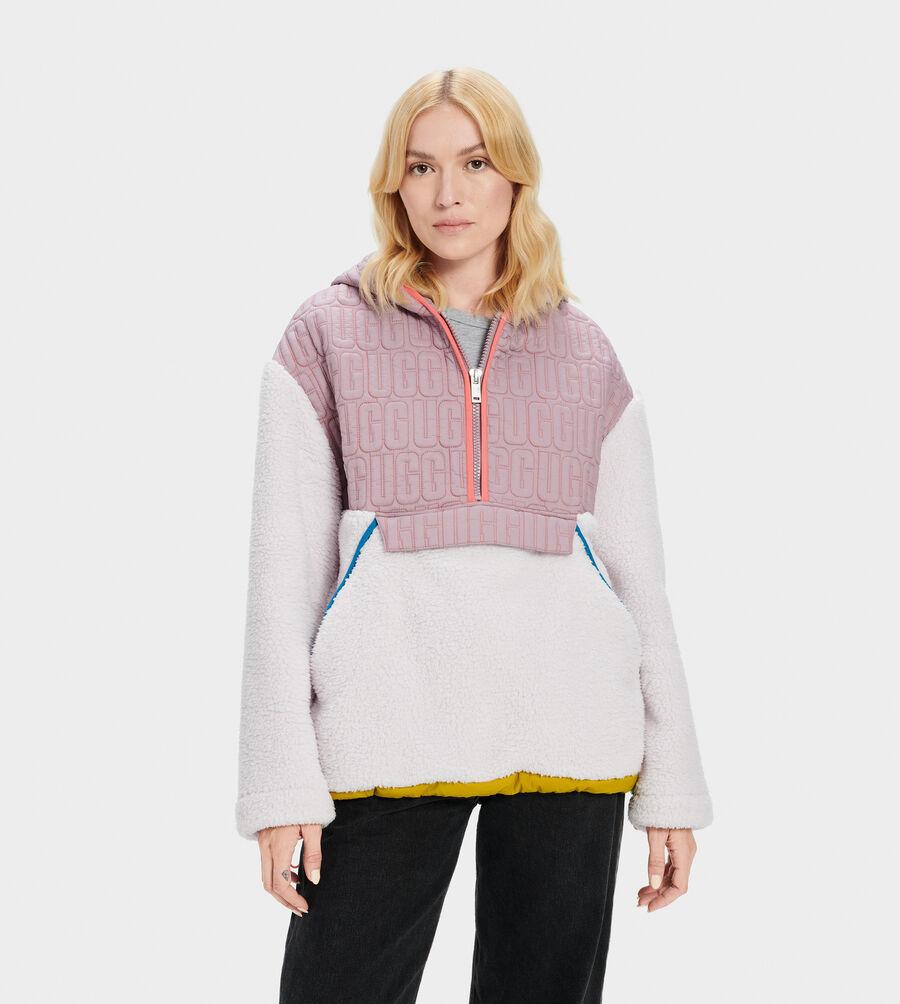 Iggy Sherpa Half Zip Pullover - Image 1 of 4