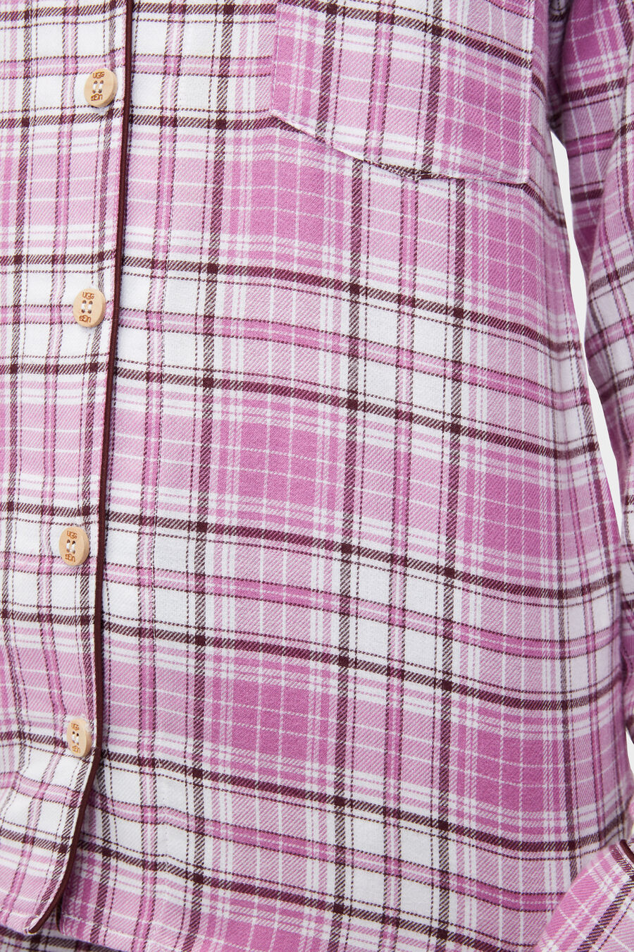 Milo Flannel PJ Set - Image 5 of 6