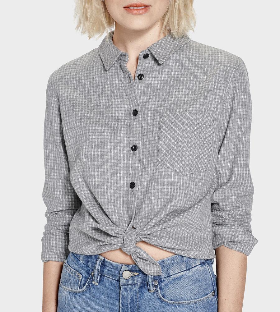Elin Flannel Shirt - Image 4 of 5