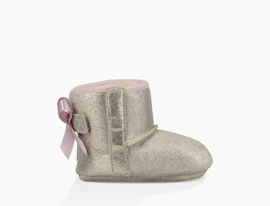 Jesse Bow II Metallic Bootie - Image 1 of 6