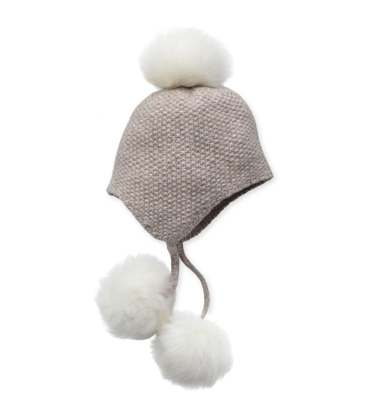 Tri Pom Cashmere Hat Ugg 174 Official Ugg Com