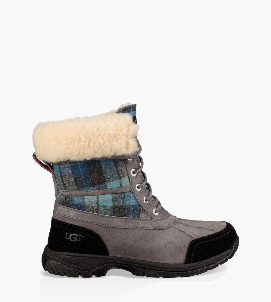 Butte Surf Plaid Ugg Us