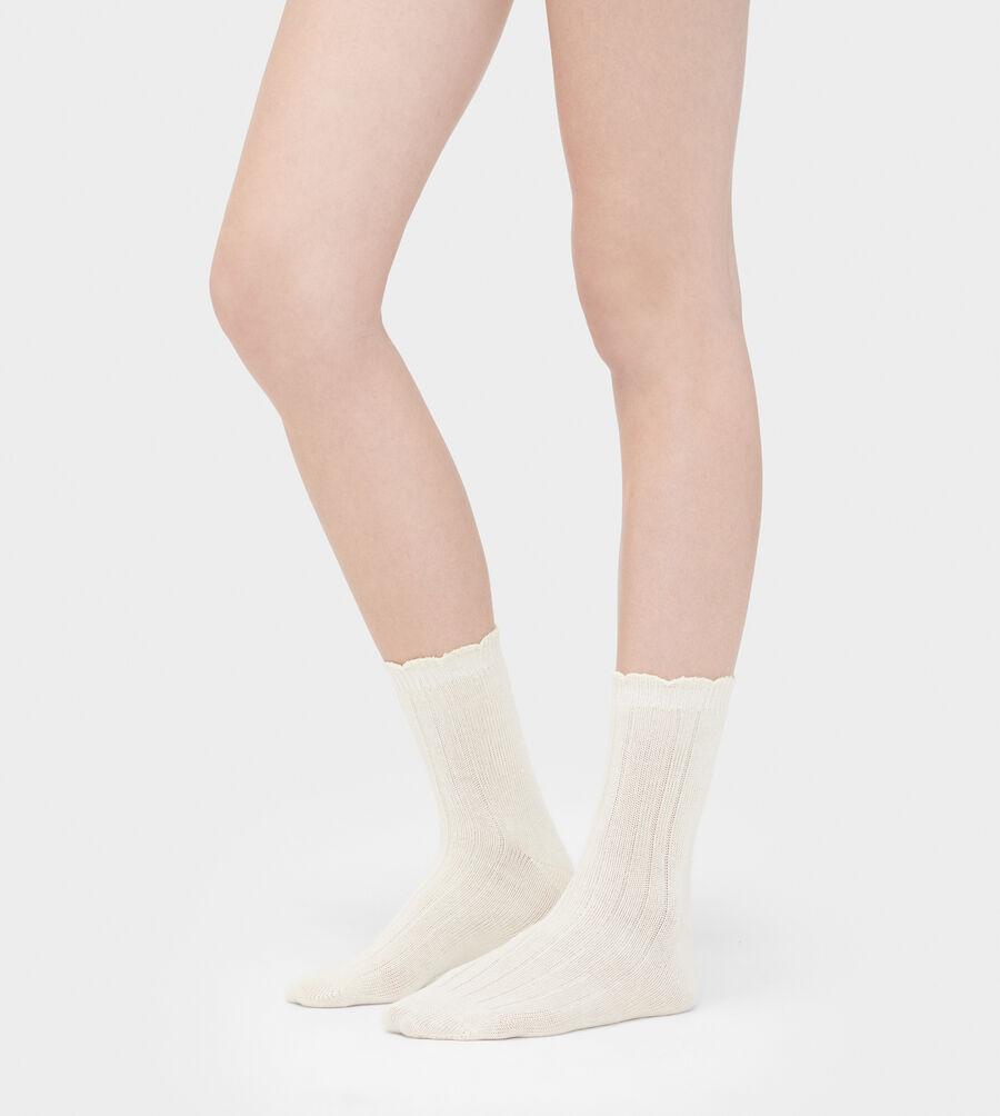 Nayomi Cashmere Sock - Image 2 of 2