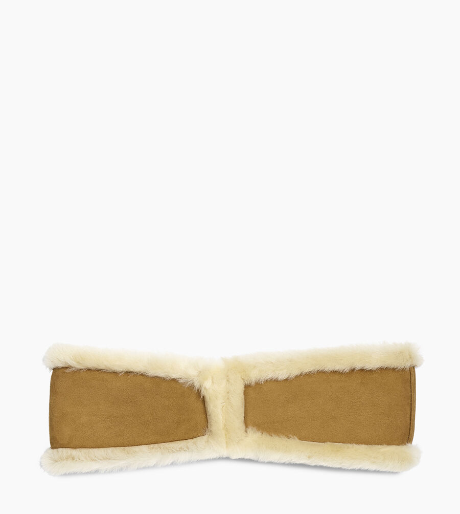 Sheepskin Reversible Headband - Image 2 of 2