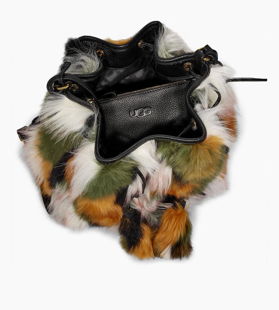 Lidiya Patchwork Bucket Bag - Image 4 of 5