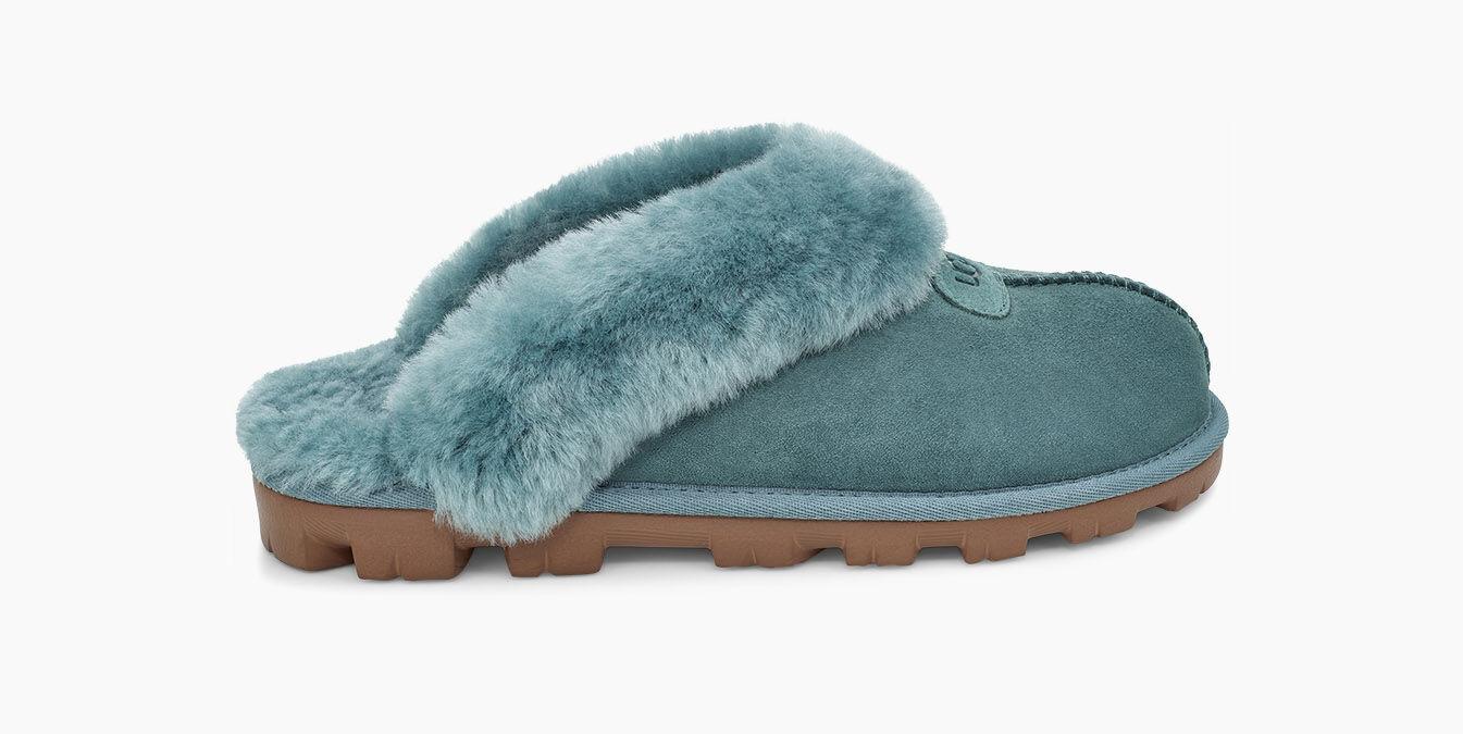 Women's Coquette Sheepskin Slippers