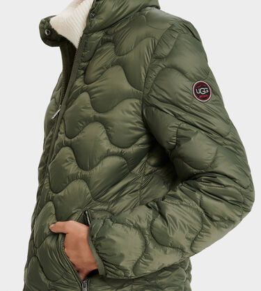 Selda Packable Quilted Jacket Alternative View