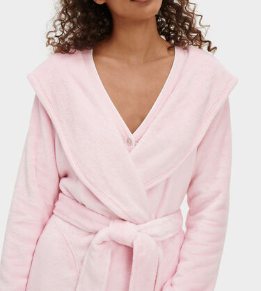 Miranda Fleece Robe Alternative View