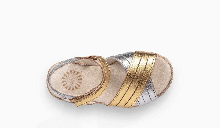 Addilyn Metallic Sandal - Image 5 of 6