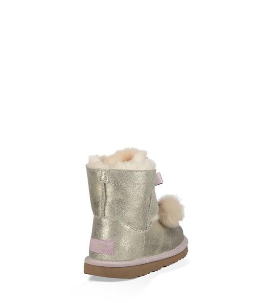 Gita Metallic Boot