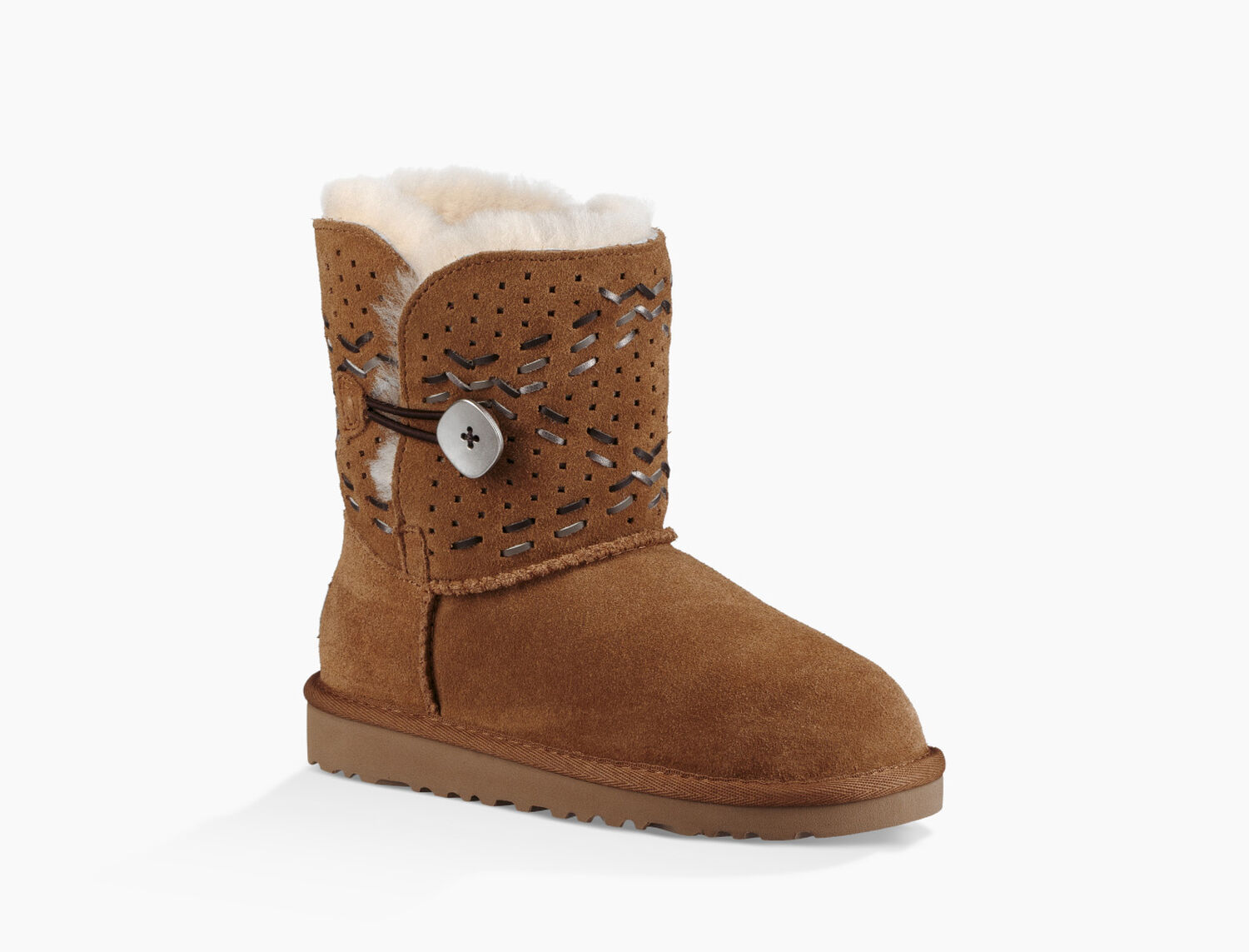ugg canada bailey button tehuano boot flat rate