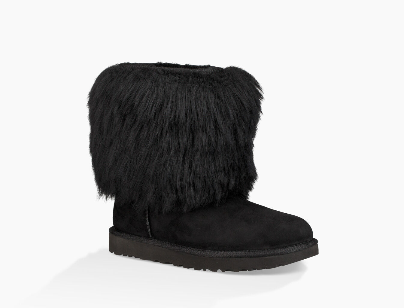 ugg boots with sheepskin cuff