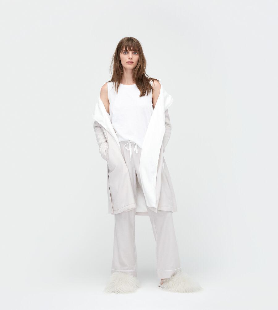 Anika Herringbone Robe - Image 1 of 3