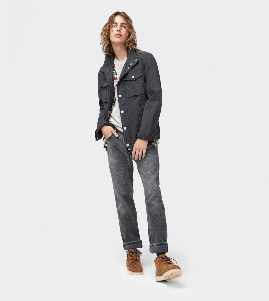 Cohen Waxed Cotton Jacket - Image 3 of 4