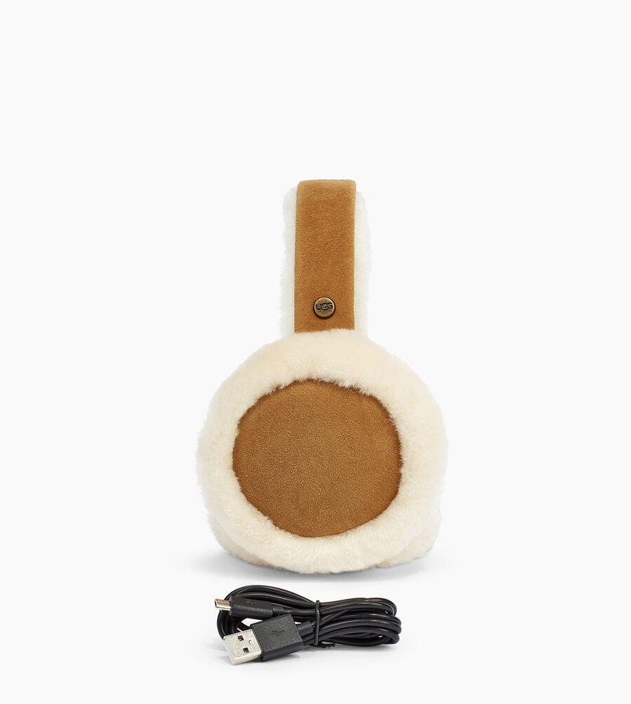 Sheepskin Bluetooth Earmuff - Image 2 of 3