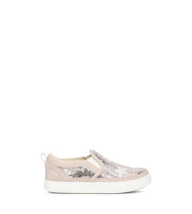 Caplan Sequin Stars SlipOn