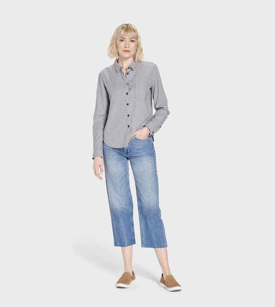 Elin Flannel Shirt - Image 1 of 5