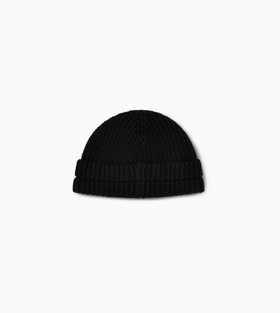 Ribbed Cuff Skully Hat - Image 2 of 2