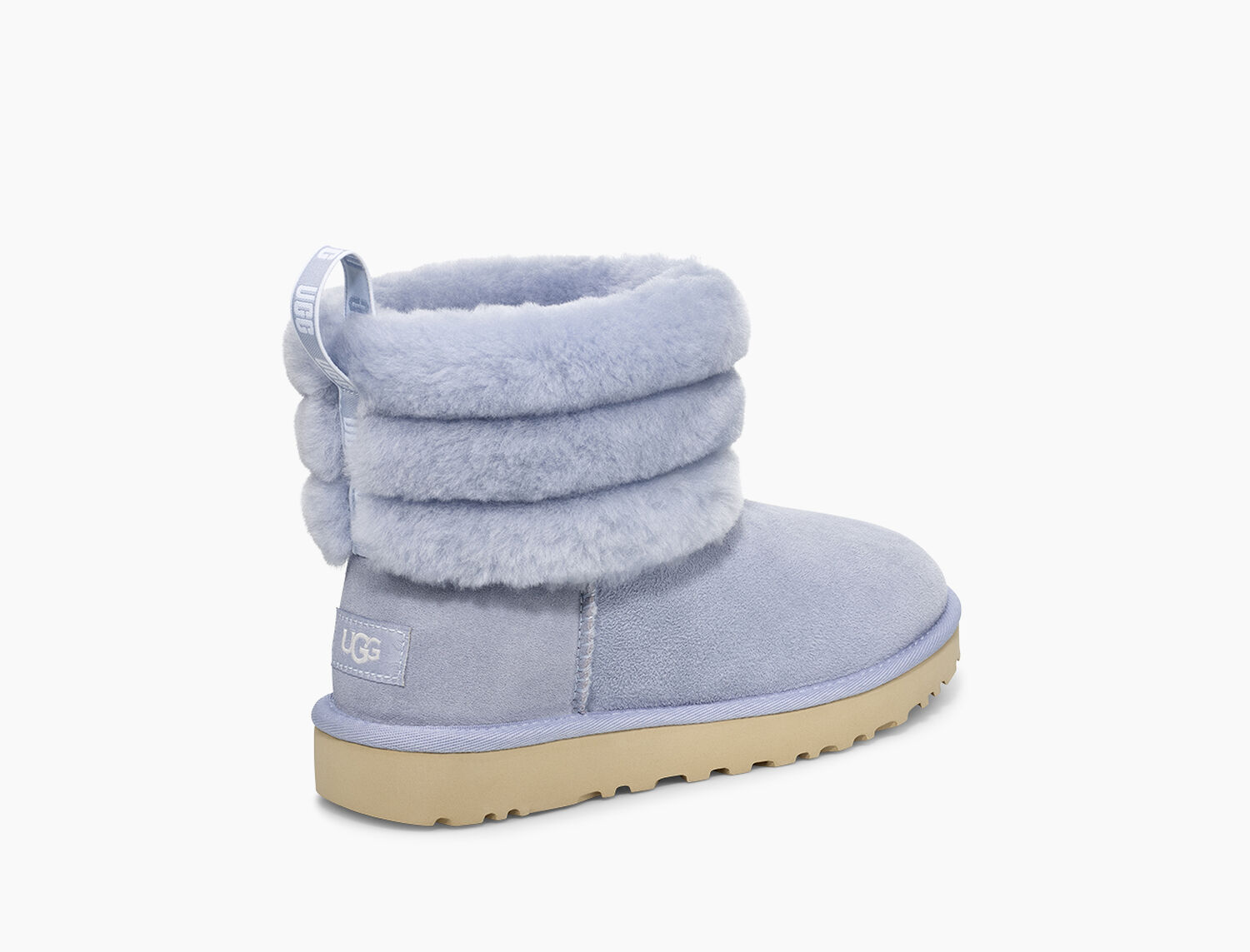 fc4efa7901e Women's Share this product Classic Mini Fluff Quilted Boot
