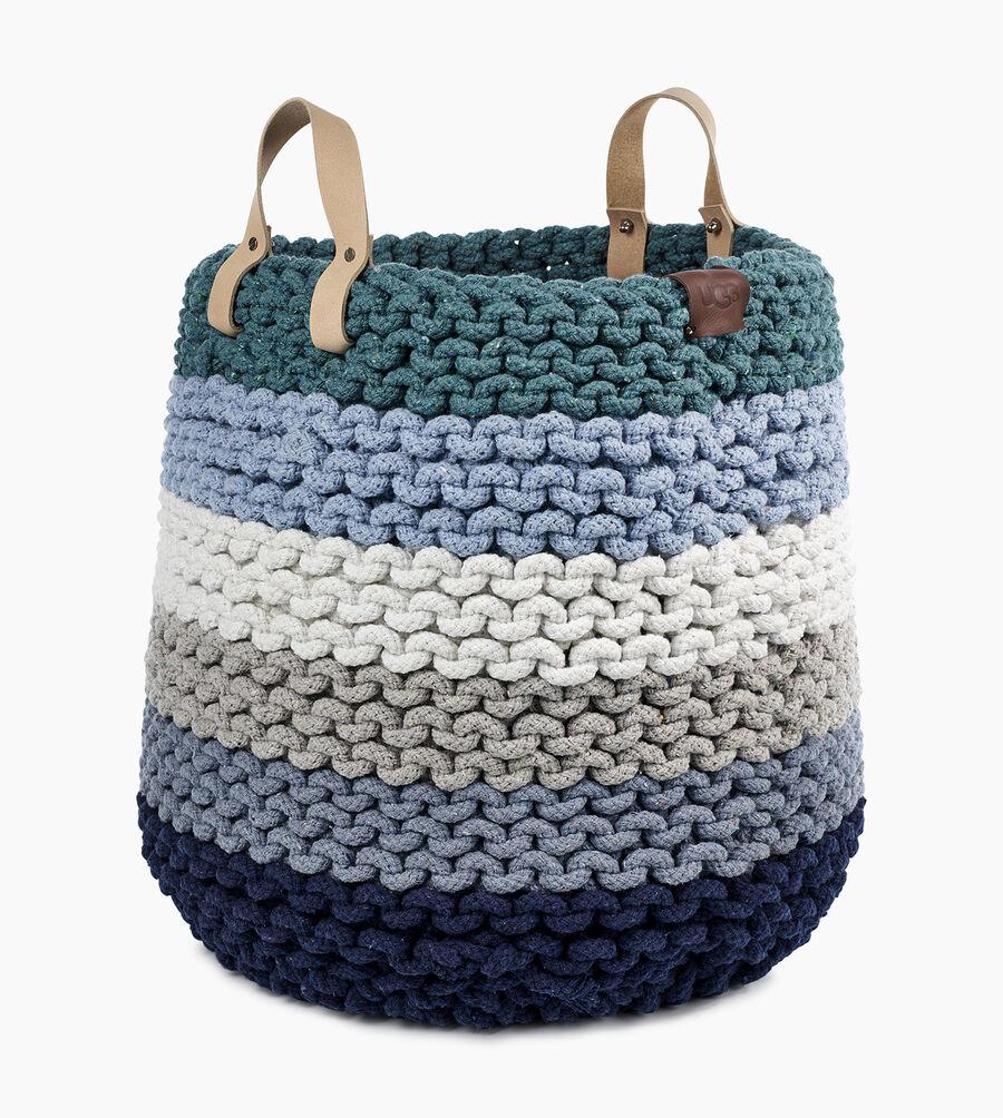 Rainbow Rope Nesting Basket - Image 2 of 3