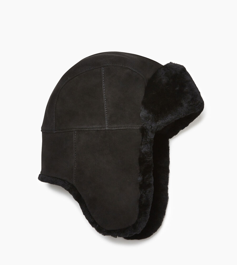 Sheepskin Trapper - Image 1 of 6