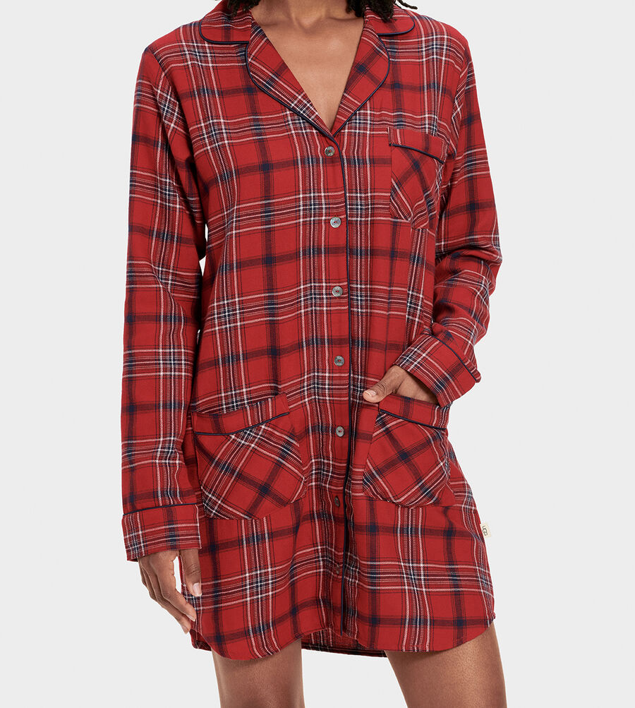 Laura Sleep Dress and Sock Set - Image 3 of 6