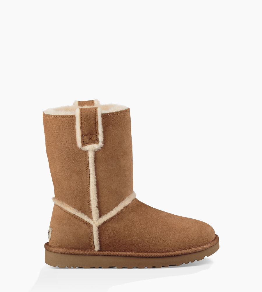 Classic Short Spill Seam Boot - Image 1 of 6