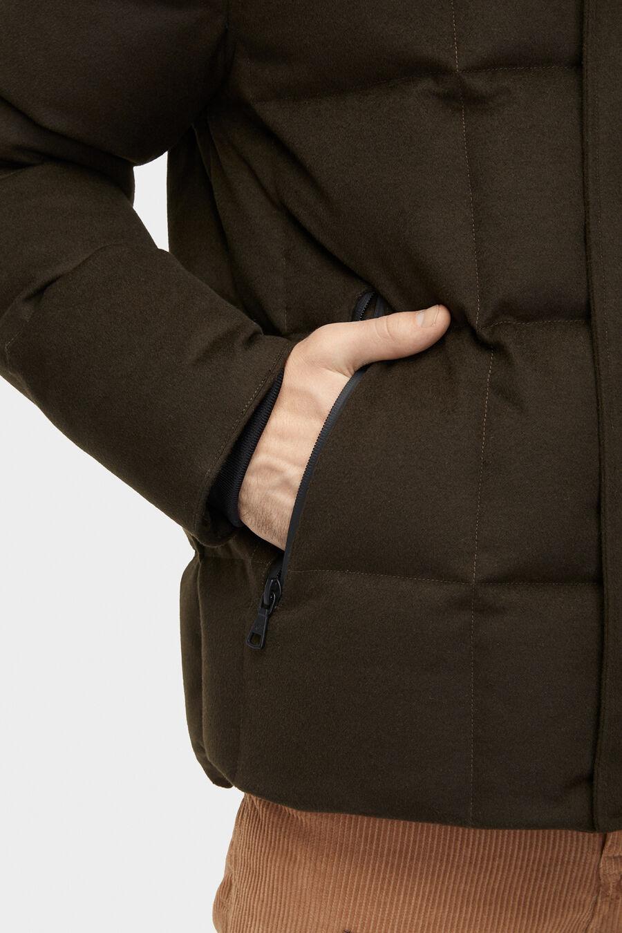 Cadin Hip-Length Wool Parka - Image 6 of 7