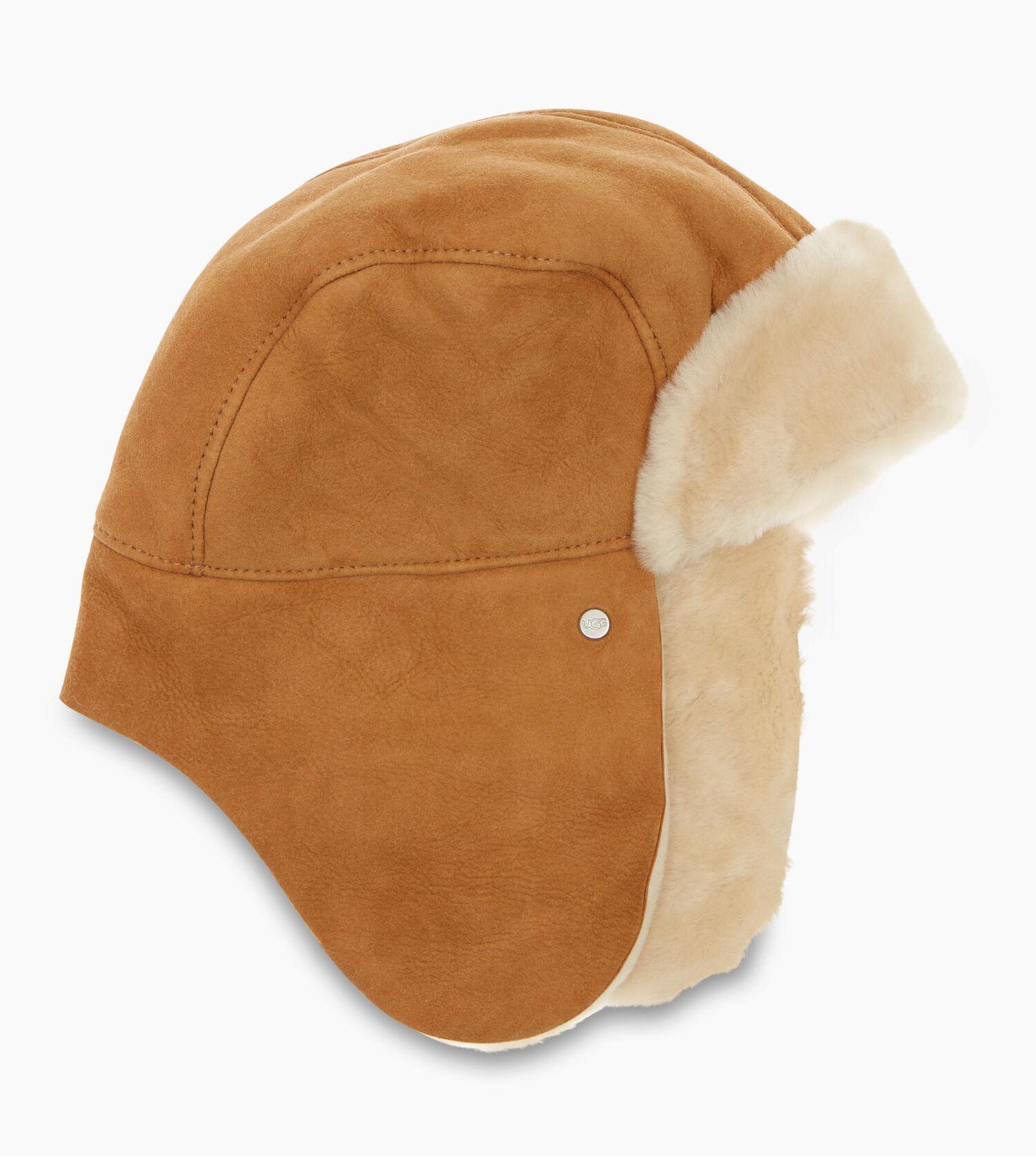 ddae8ae2e Kids' Share this product Sheepskin Trapper