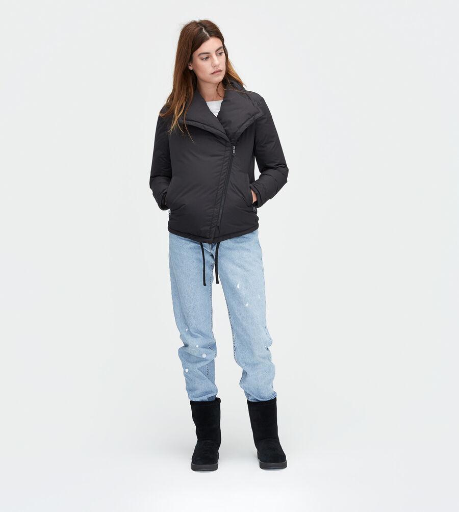 Short Fashion Puffer Jacket - Image 4 of 4