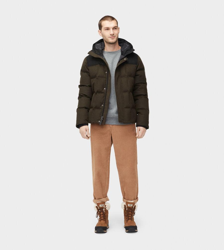 Cadin Hip-Length Wool Parka - Image 3 of 7