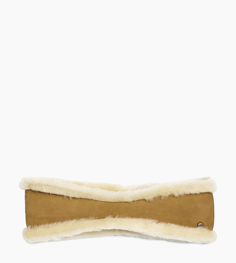 Sheepskin Reversible Headband - Image 1 of 2