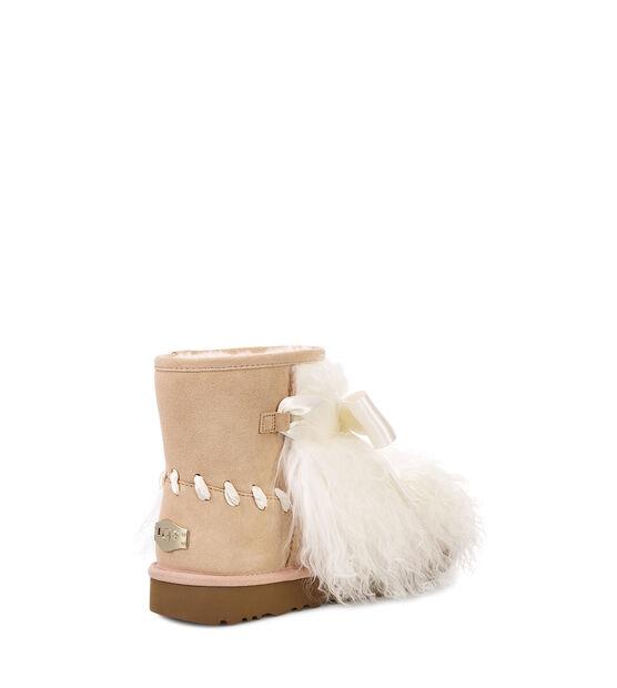 Classic Mini Mongolian Boot