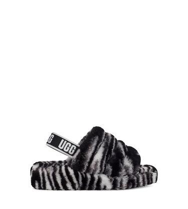 Fluff Yeah Slide Zebra