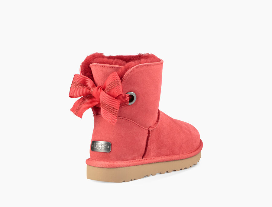 Customizable Bailey Bow Mini Boot - Image 2 of 7
