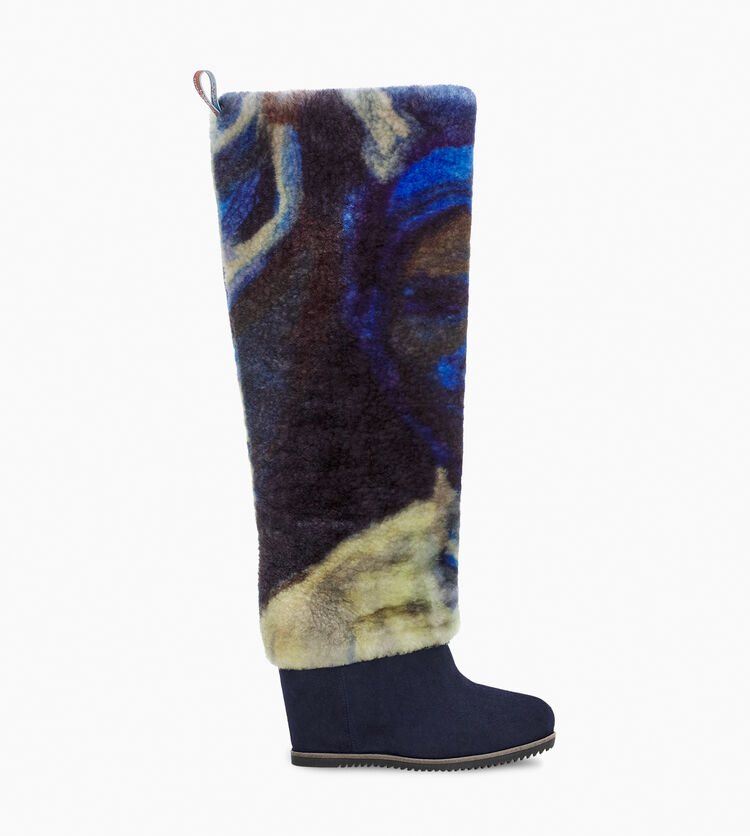 UGG X Claire Tabouret Fluff Boot