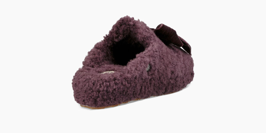 Addison Velvet Bow Slipper - Image 4 of 6