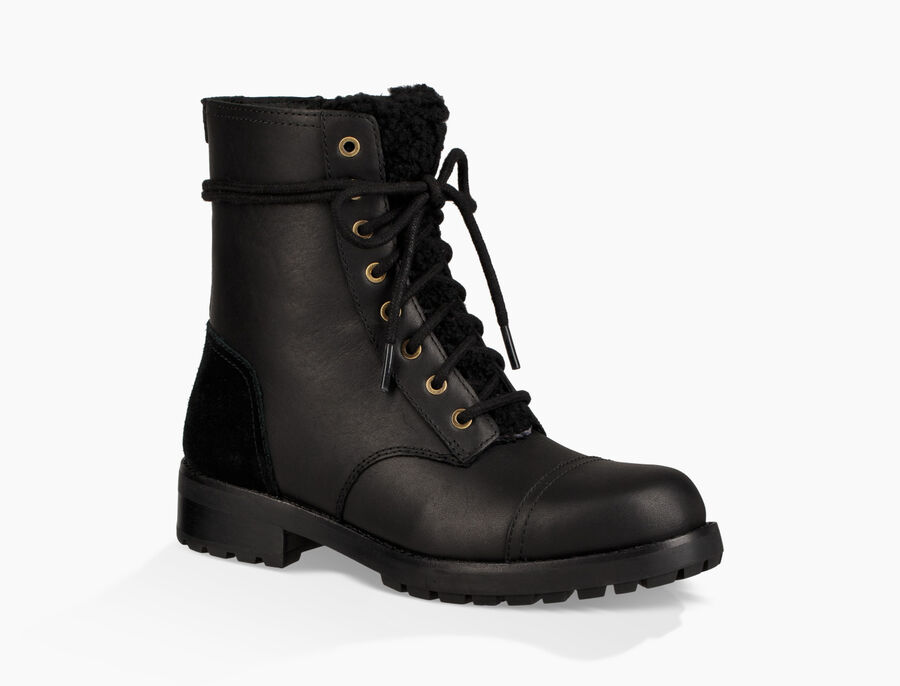 Kilmer Exposed Fur Boot - Image 2 of 6