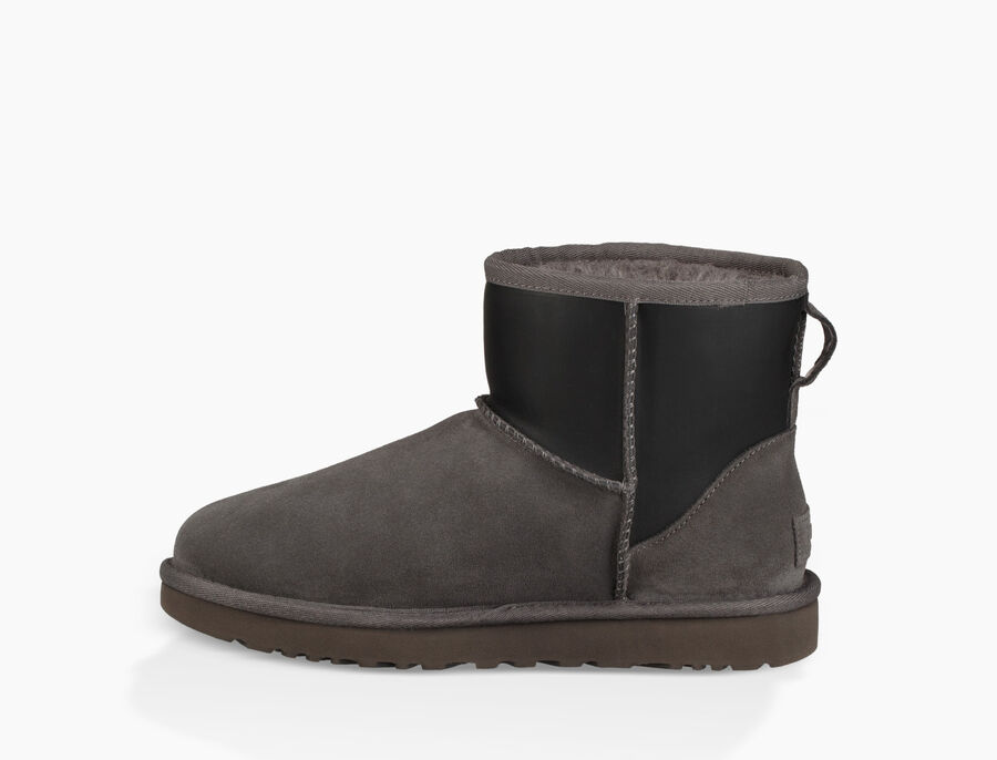 Classic Mini UGG Rubber Boot - Image 3 of 6