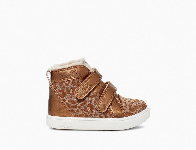 Rennon II Glitter Leopard